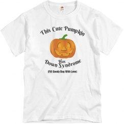 Halloween Down Syndrome