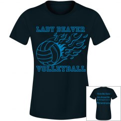 Lady Beaver Volleyball