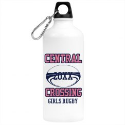Girls Rugby Water Bottle
