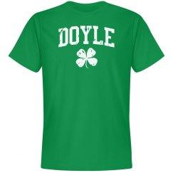 Irish name shirt