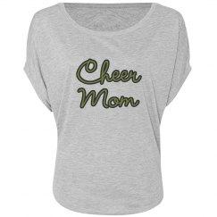 Short sleeve Cheer Mom