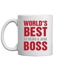 Boss Day Jerk