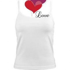 Mark's Love Heart Cami