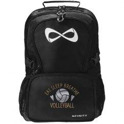 Metallic Nfinity Volleyball Life