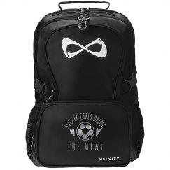Soccer Girls Bring It Nfinity Bag