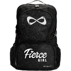 Fierce Girl Glitter Nfinity Bag