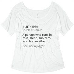 Runner Definition