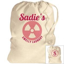 SADIE. Laundry bag