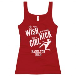Wish Kick Girls Soccer