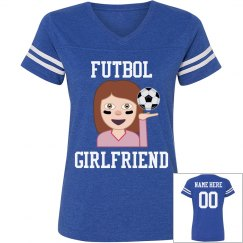 Futbol Soccer Girlfriend