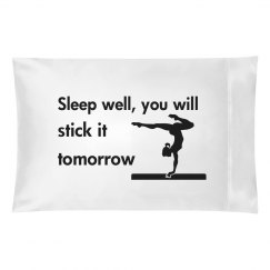 Stick it pillowcase