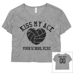 Kiss My Ace Volleyball