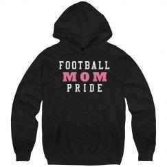 Football Mom Pride Stones