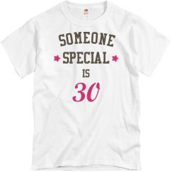 Someone specials birthday