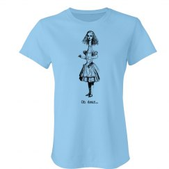 Oh Dear Said Alice