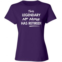 This legendary Nurse Practitioner (NP) has retired