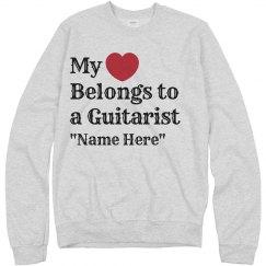 Belongs to a Guitarist