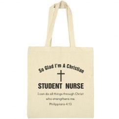 Christian Student Nurse