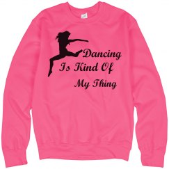 Dance Girl Sweater
