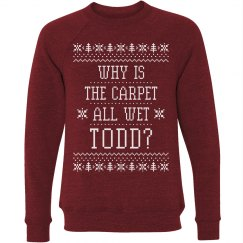 Margo Todd Triblend Xmas Sweaters