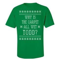 Todd And Margo Christmas Shirts