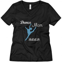 Dance Mom in Blue