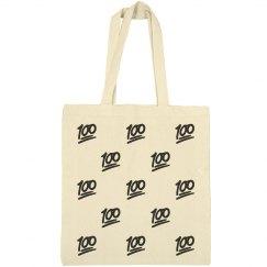 Keep It 100 Bag