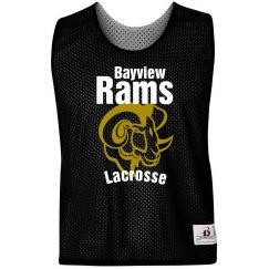 Rams Lacrosse Pinnie