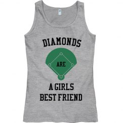 Diamonds girls friend