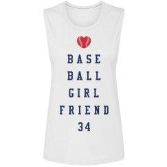 Baseball GF Text Tee