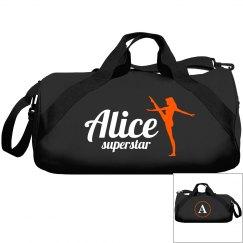 ALICE superstar