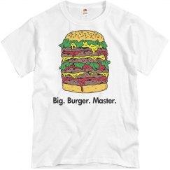 Big Burger Master Dad