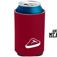 Beer and Meat Koozie