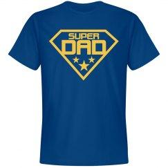 Super Dad Super Shirt