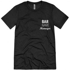 Left Chest Bar Manager
