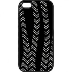 Chevron and Zebra Pattern