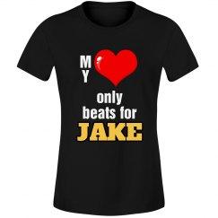 Heart beats for Jake