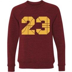 Basketball Fan of 23