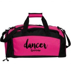 Sarah. Dancer