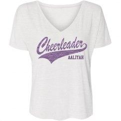 Cheerleading Aaliyah
