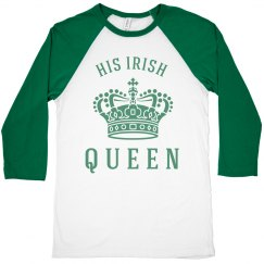 Irish King/Queen St Patty Couple
