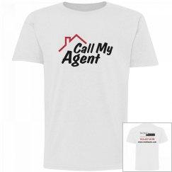Call My Agent Kids Shirt