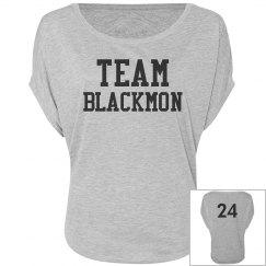 Blackmon Flowy tee