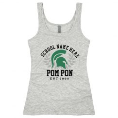 Mascot Pom Pon Cheer