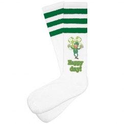 Happy day socks!