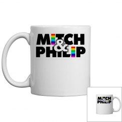 Kitchen Queers logo mug