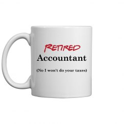 Retired Accountant
