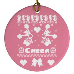 Cheer Mom Cheer Dad Gift