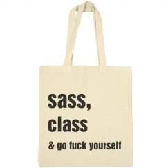Class Act Tote