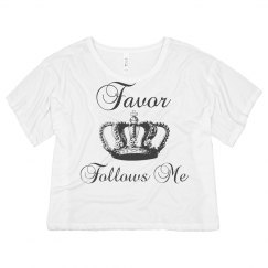 Favor Follows Me